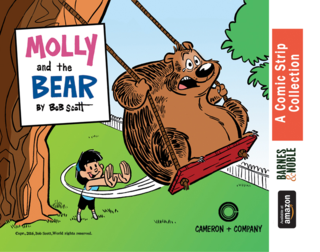 Molly and the Bear by Bob Scott