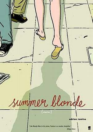 Summer Blonde cover