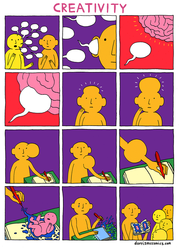 Dorris McComics by Alex Norris