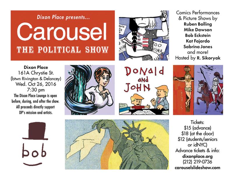 Carousel_Oct_2016_Political_show_promo