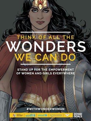 Wonder Woman UN Poster