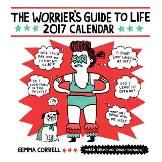 Gemma correll calendar