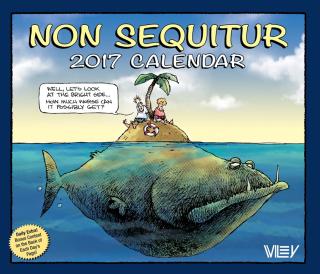 Non sequitur calendar 17