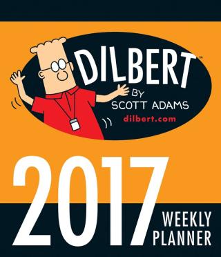 Dilbert Weekly Planner 2017