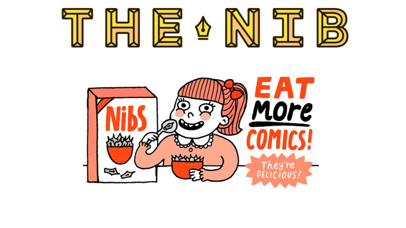 The Nib logo