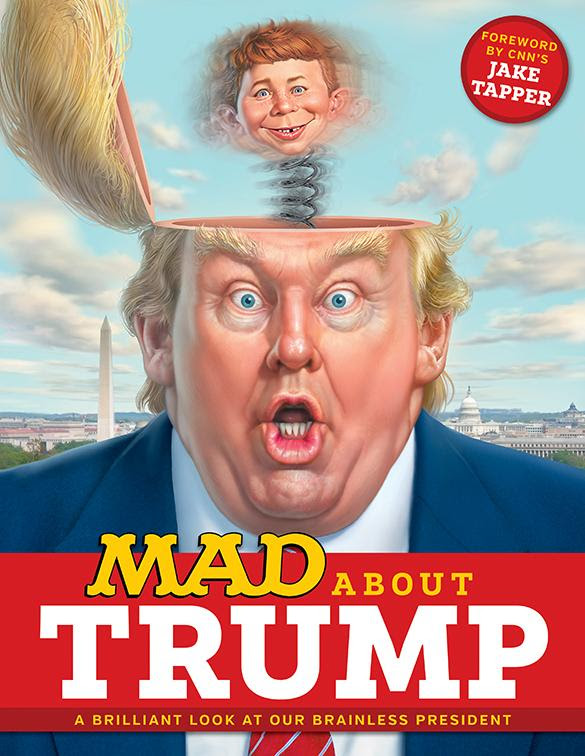 Mad About Trump cover