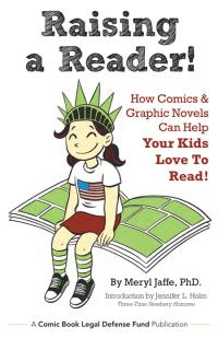 CBLDF Raising a Reader!