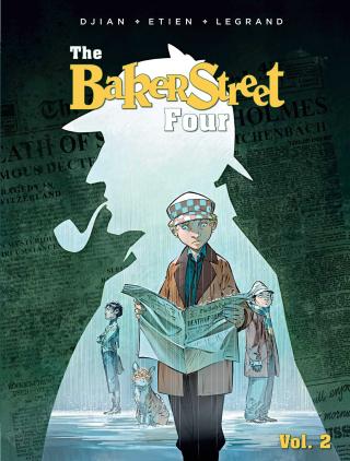 Baker Street Four  Vol
