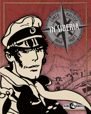 Corto Maltese in Siberia cover