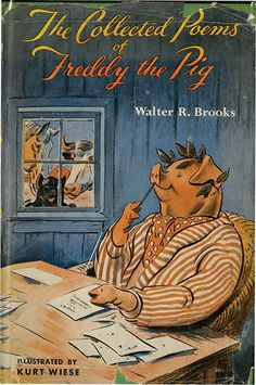 Freddy the Pig cover