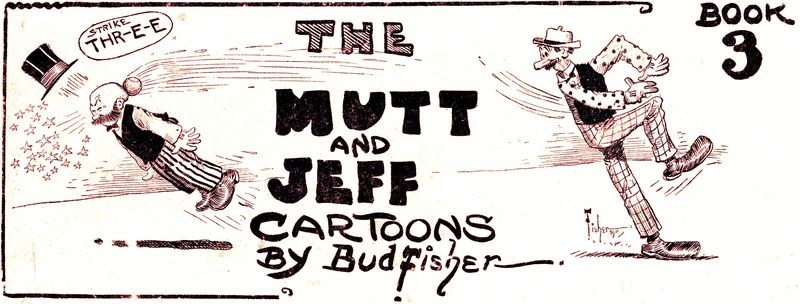 MUTT AND JEFF panel