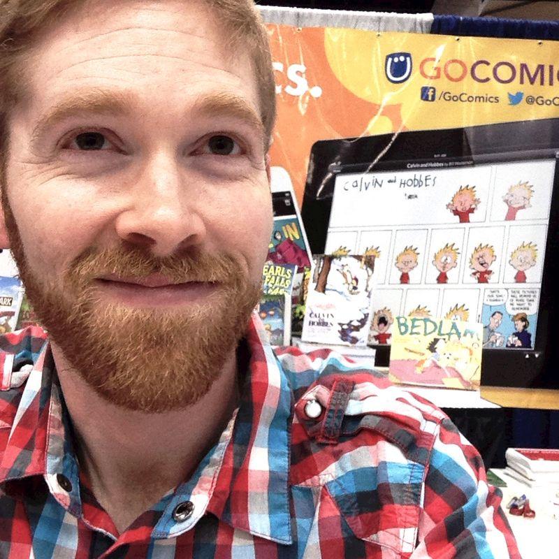 Josh-uclick-comiccon