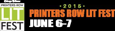 2015 Printers Row Lit Fest