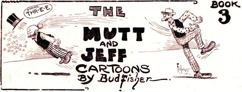Mutt and Jeff sports header