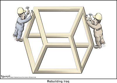 Bennett Rebuilding Iraq