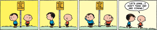 Peanuts Begins by Charles Schulz