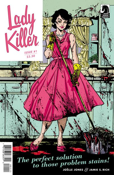 Lady Killer 1 cover