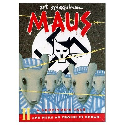 MAUS 2 cover