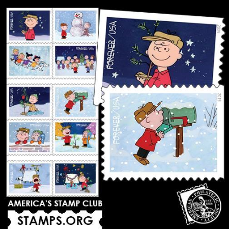 Via the American Philatelic Society