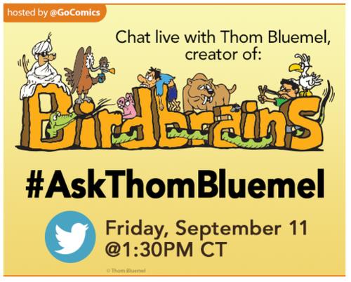 #AskThomBluemel