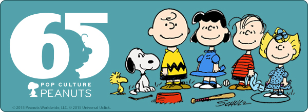 Celebrating 65 Years of Peanuts!