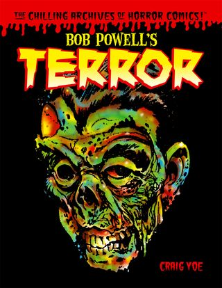 Bob Powell's Terror cover, correct