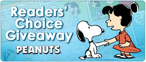 Peanuts Giveaway