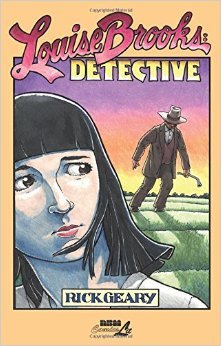 Louise Brooks Detective cover
