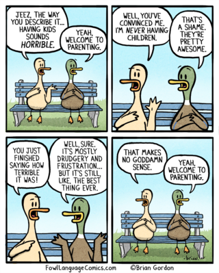 Fowl Language by Brian Gordon