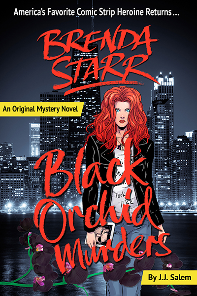 Black Orchid Murders cover