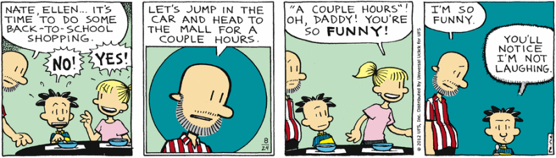 Big Nate by Lincoln Peirce
