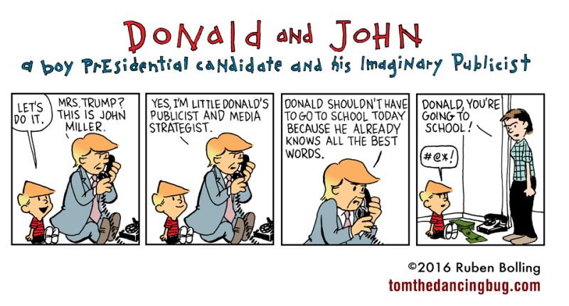 Donald and john 1288A best words WEB