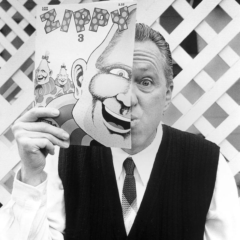 Zippy-Bill Griffith photo