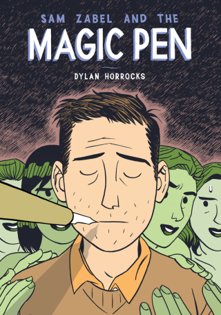 Sam Zabel and the Magic Pen cover