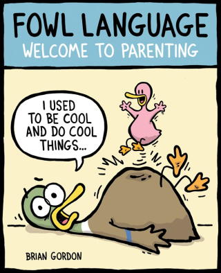 Fowl language book cover