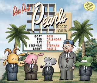 Pearls before swine celandar 17