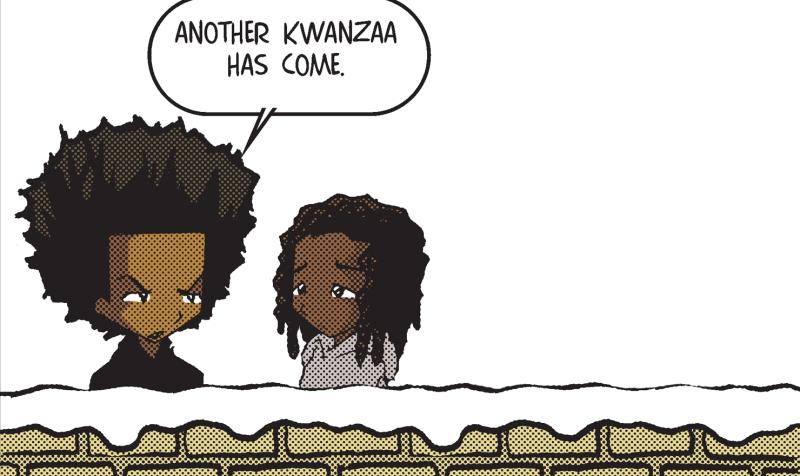 The Boondocks Kwanzaa