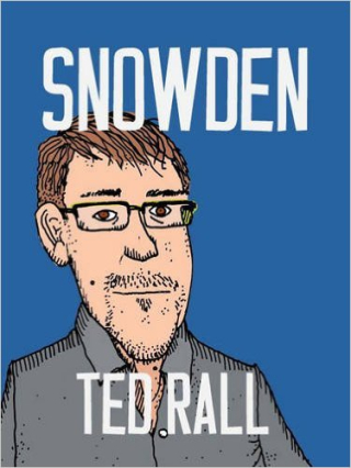 Snowden by Ted Rall cover
