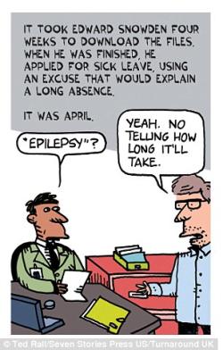 Snowden panel 2