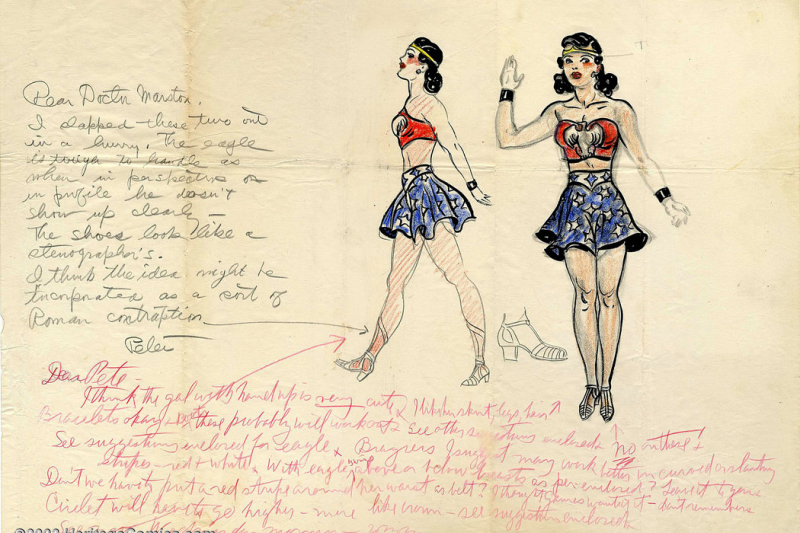 Secret History of Wonder Woman image