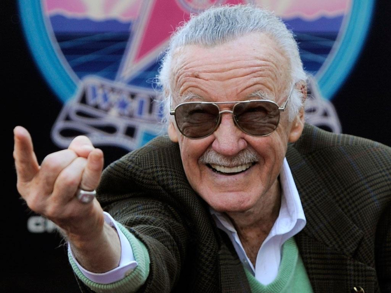Stan Lee Excelsior! photo