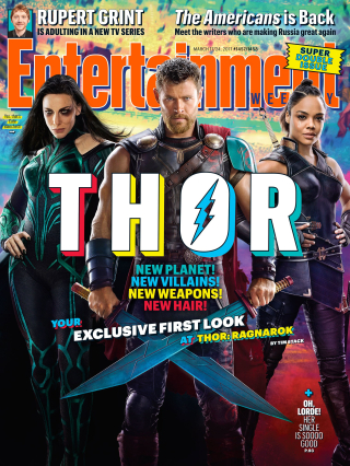 EW Thor cover