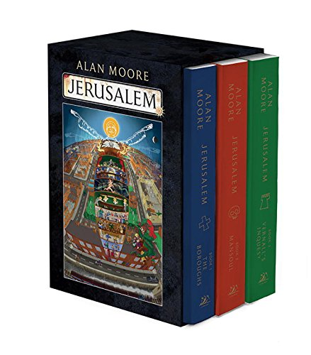 Jerusalem boxed set