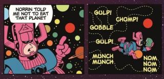 Galactus panels