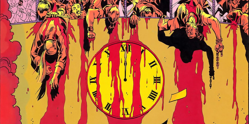 Doomsday Clock spread