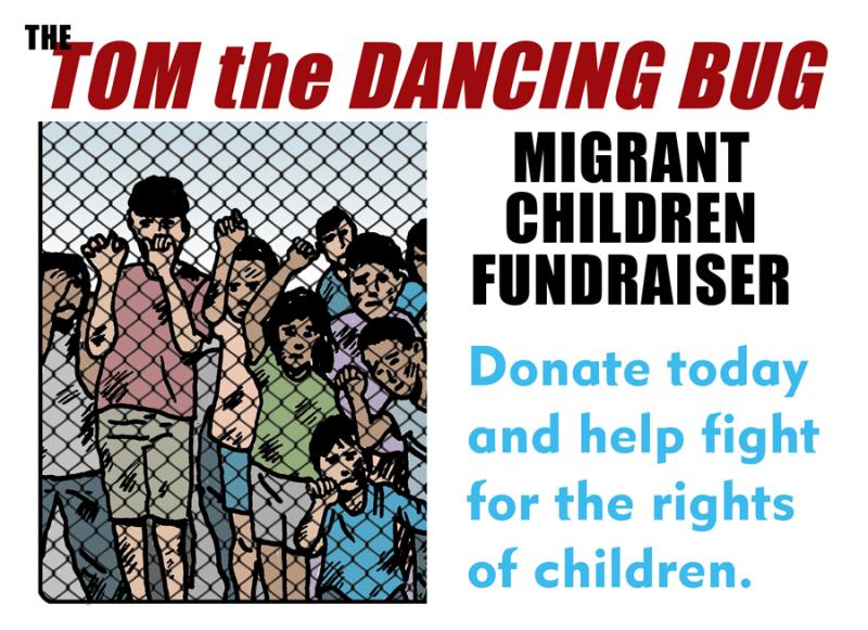 Migrant children fundraiser small