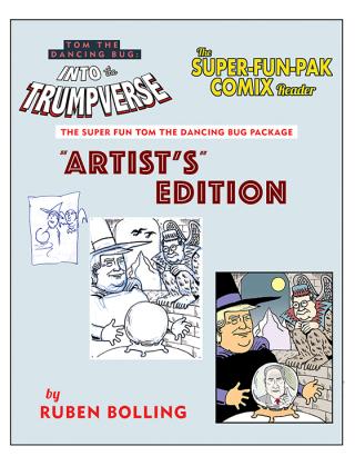 Super fun tom the dancing bug pdf STANDARD COVER