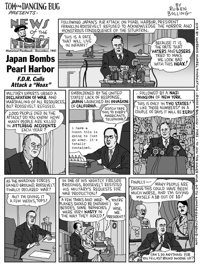 1482cPAT news - fdr pearl harbor hoax