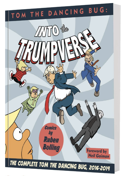 INTO THE TRUMPVERSE COVER ANGLED
