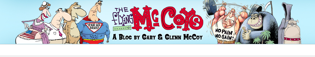 The Flying McCoys Blog